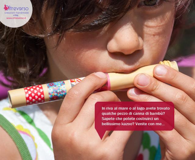kazoo faidate bambini tutorial