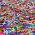 La coperta più grande del mondo - Franco Dreolin Fotodomani