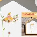 Mensole a casetta in legno diy: come decorarle + tutorial