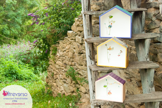 tutorial ripiani casetta mensola legno design diy handmade diy