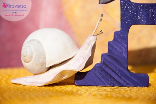 chiocciola snail lumaca diy faidate das tutorial