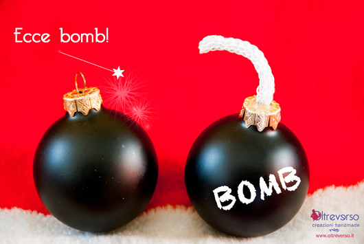 tutorial bomba natale grinch christmas bomb