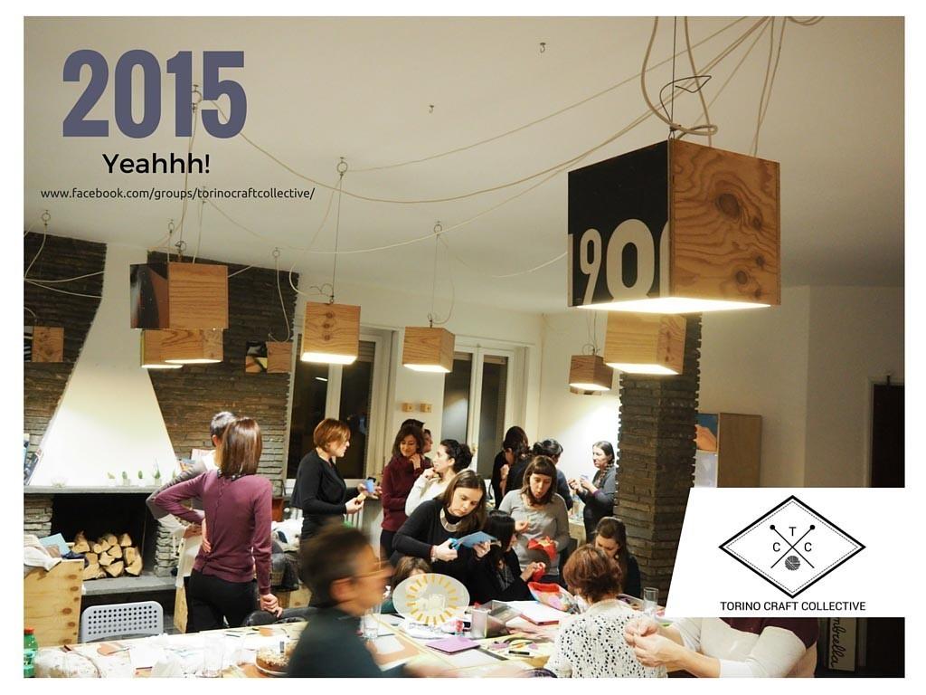 5 anni di blog creativo: dal blog alla creatività condivisa Torino Craft Collective