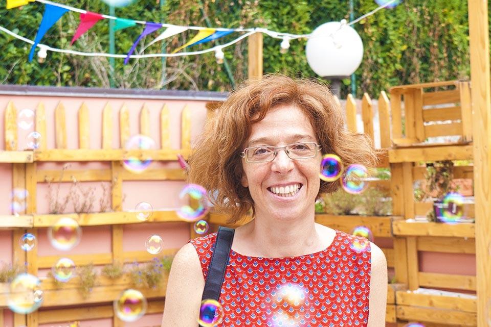 Paola Bologna Oltreverso Creativi in rete Torino Craft Collective