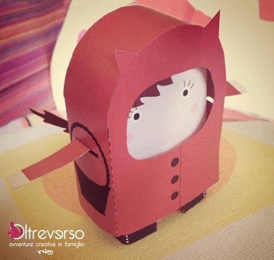 papertoy oltreverso free download