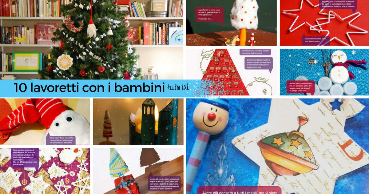 Amazing tutorial lavoretti di natale sy44 pineglen for Youtube lavoretti di natale