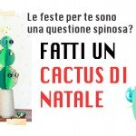 cactus di natale 3d con tutorial