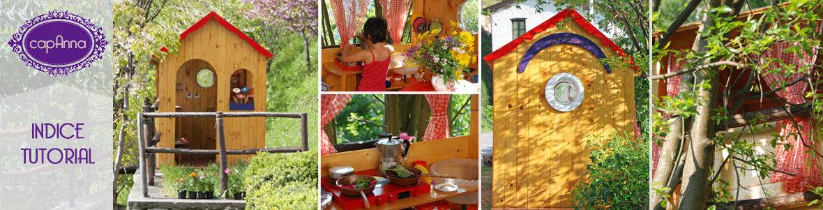 casetta da giardino per i bambini in legno fai da te tutorial