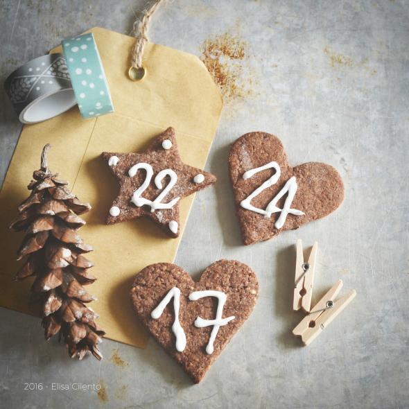 biscotti calendario avvento