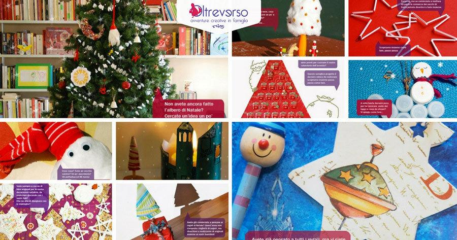 Lavoretti Di Natale Con I Bambini.30 Lavoretti Di Natale Per Bambini Con Tutorial Passo Passo