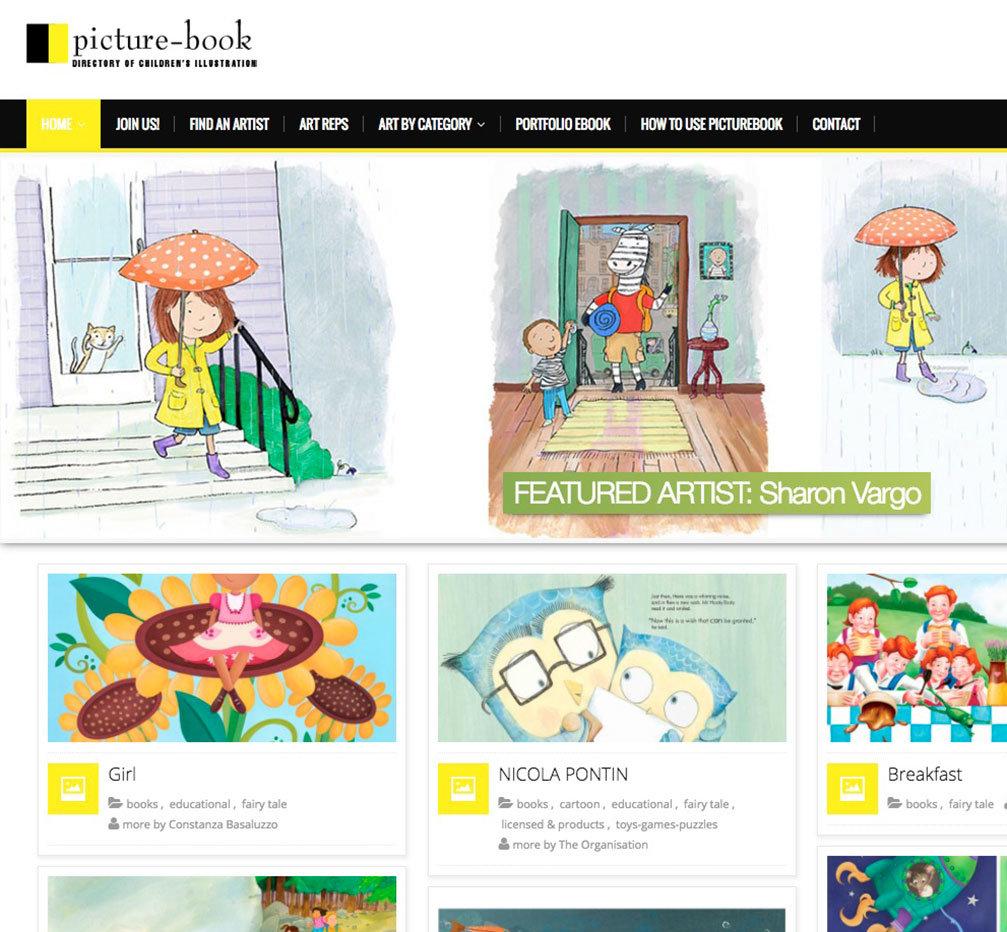 picture-book illustratori per bambini