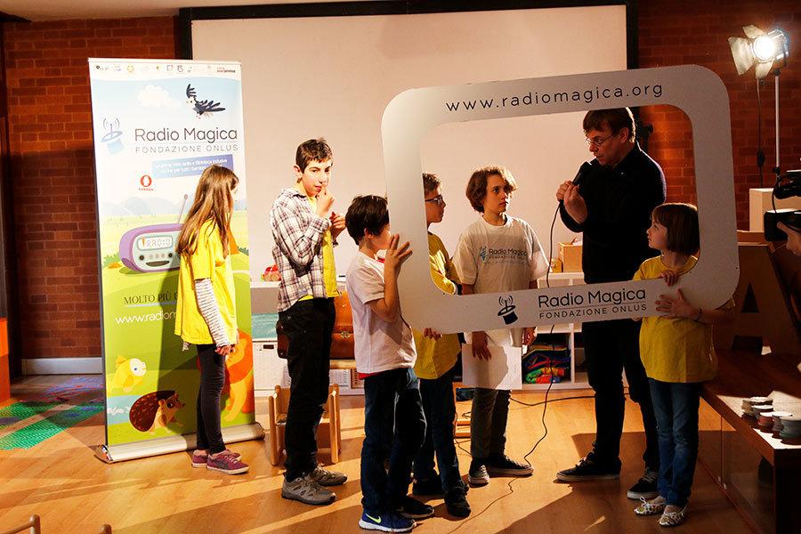 Radio Magica per bambini e per ragazzi