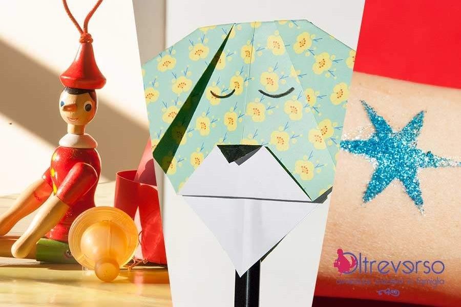 Costumi di Carnevale fai da te per bambini con tutorial