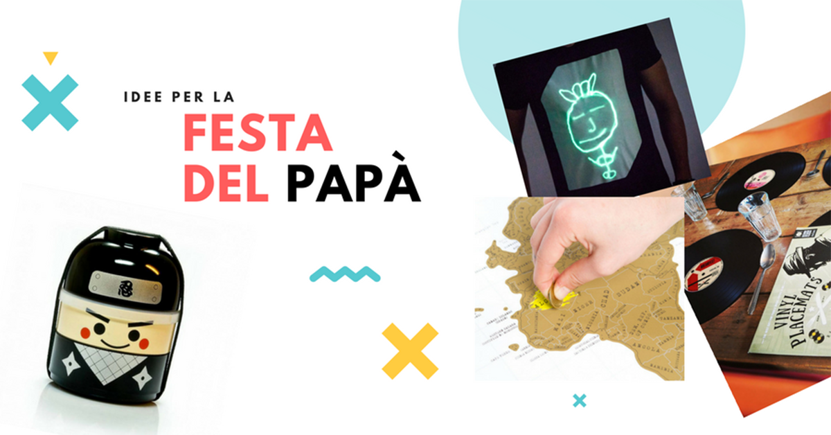 idee regalo per la festa del pap originali divertenti ed On idee regalo divertenti