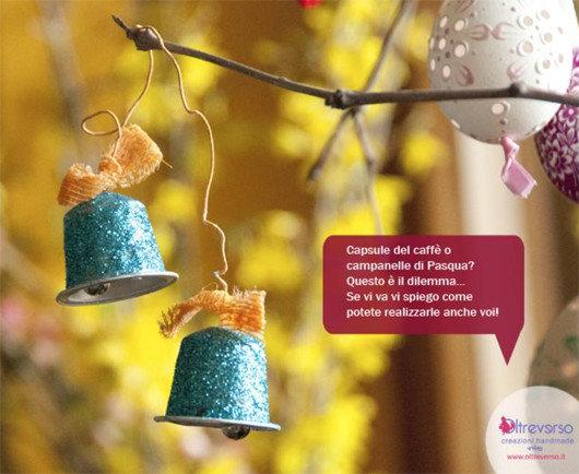 campana-pasqua-capsule-nespresso-creazioni-glitter-lavoretti-bambini
