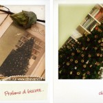 alternative christmas trees with biscuits
