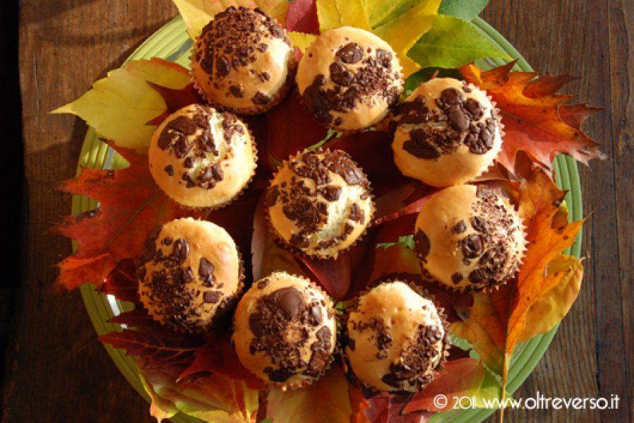 Muffin al cioccolato: leggera ricetta d'autunno