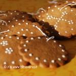 biscotti ikea della bottega svedese decorati per natale