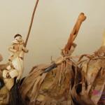 Scope della befana portadolcetti riciclose