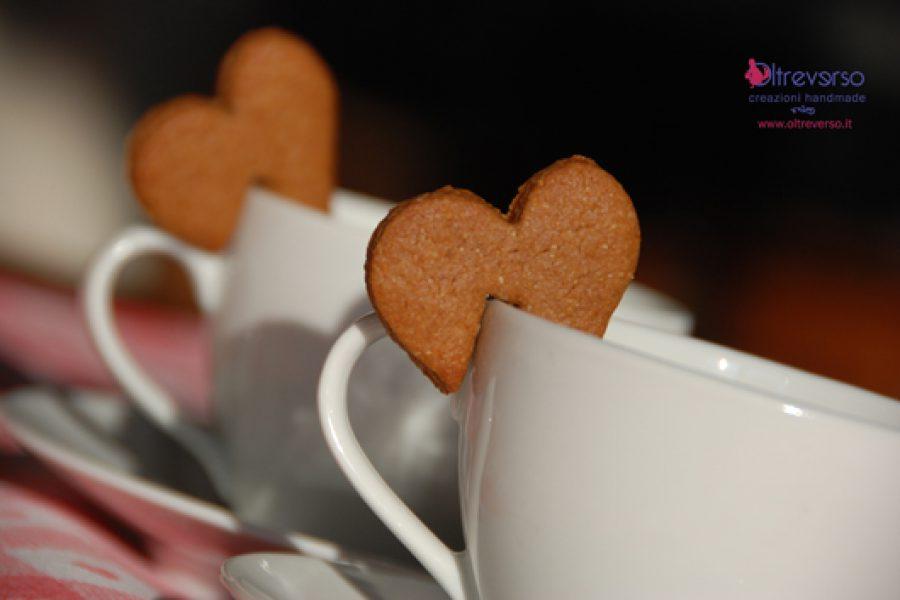 Biscotti speciali per il the di San Valentino: ricetta e tutorial