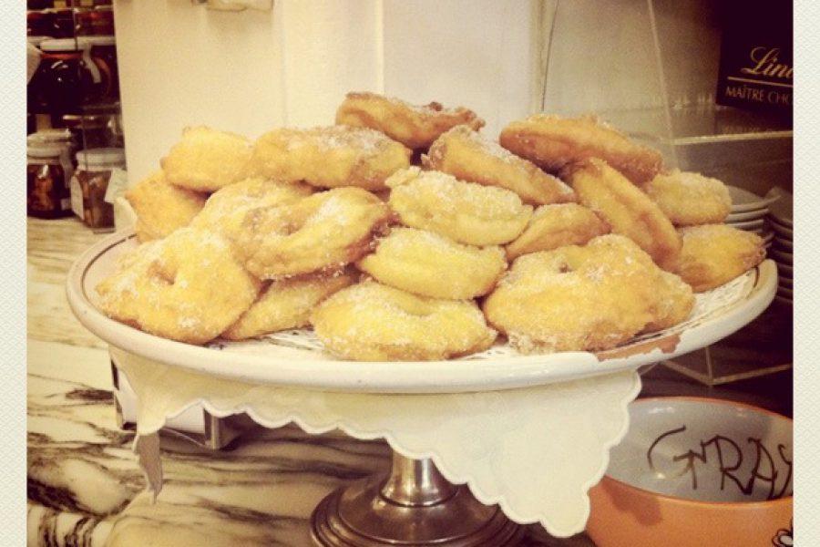 Dalle frittelle di mele per Carnevale ai Friscio di un tempo: la ricetta