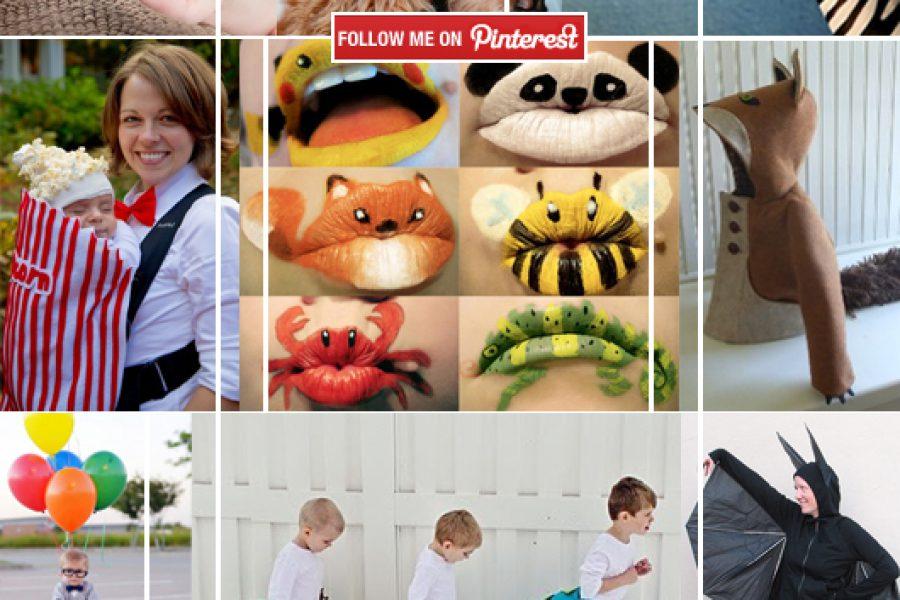 Le vostre idee per il Carnevale su Pinterest