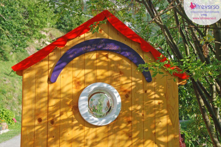 Costruire capanne e casette diy in giardino per i bambini: un'avventura formato famiglia