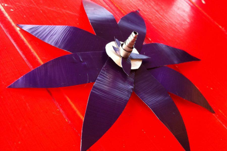Capsule del caffè riciclate tra fiori diy, giostrine e collane con inserti di fimo