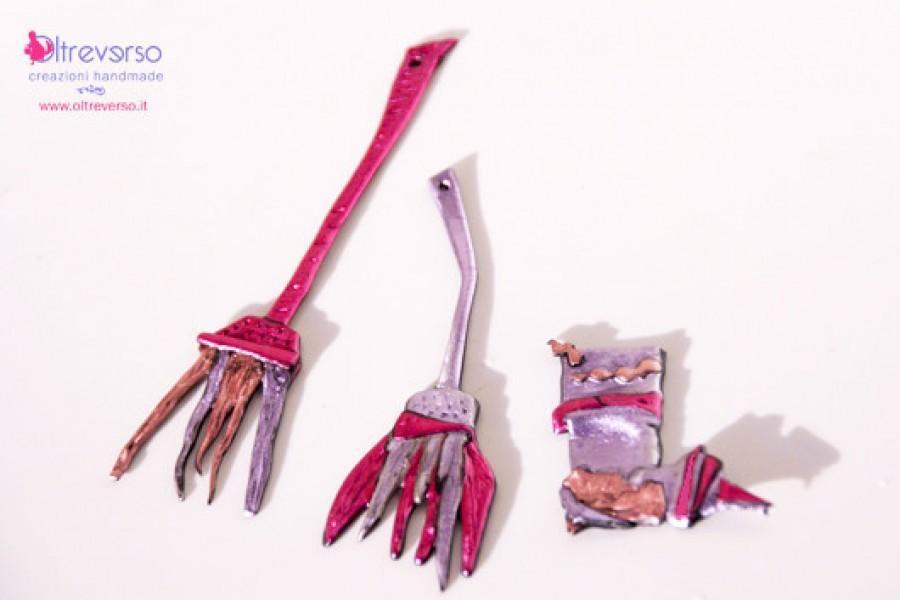 Scope della Befana con Magika Friendly Plastic e il Versatip con tutorial + altre idee handmade