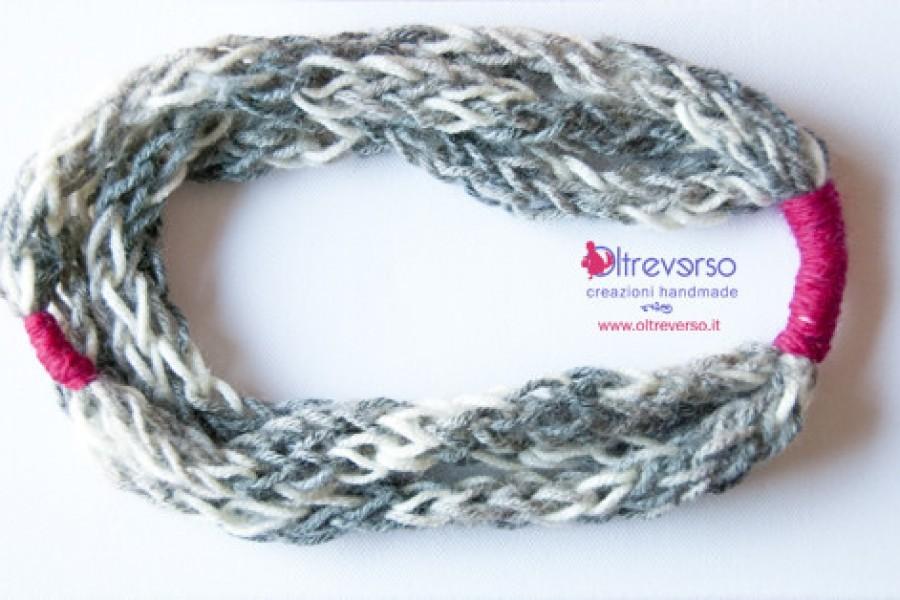 Finger Knitting: fare il tricottino usando le dita