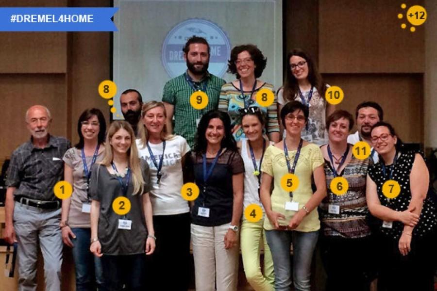 Openlab alla Dremel: il fai-da-te diventa un affare di famiglia e di 13 blog