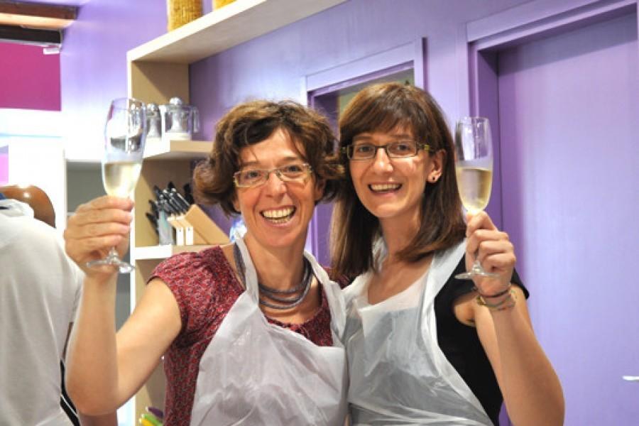 Atelier di cucina da Zodio con Michele il Cannibale di MasterChef