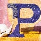 lettera di legno decorata craft of hand wood lettering tutorial