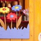 come restaurare fiori in legno con il dremel 4000
