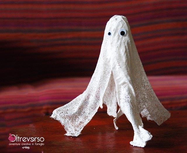 fantasma 3d in garza gessata