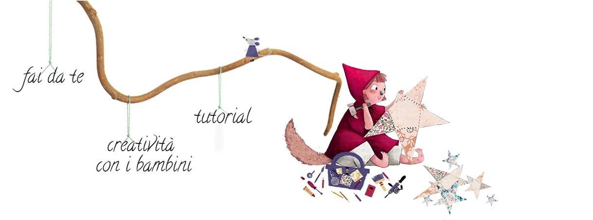 Header blog Oltreverso oltreverso creatività in famiglia lavoretti e fai da te tutorial